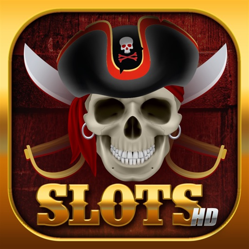 Ace Pirates Slots Casino - Lucky 777 Jackpot Journey Slot Machine Games HD icon