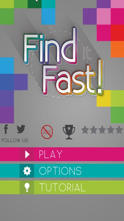 Find It Fast! Seek and find hidden objects