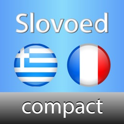 French <-> Greek Slovoed Compact talking dictionary