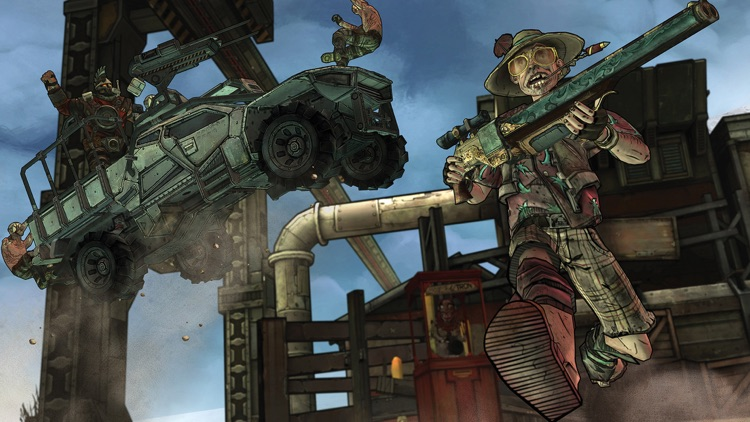 Tales from the Borderlands screenshot-3