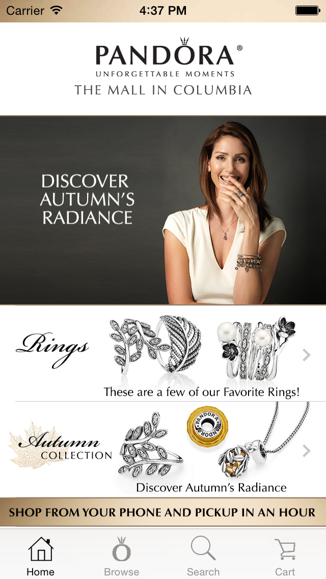 Shop Your Style - Pandora @ The Mall In Columbia