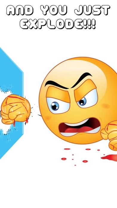 screenshot 7 for angry emojis keyboard by emoji world