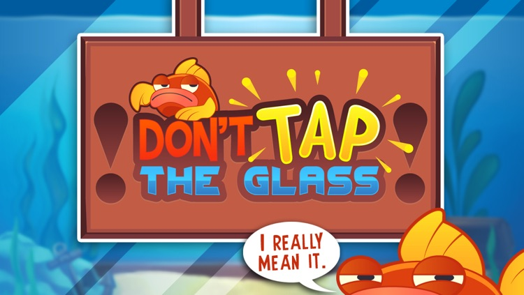 Don't Tap the Glass! Game of the Cranky and Moody Fish screenshot-4