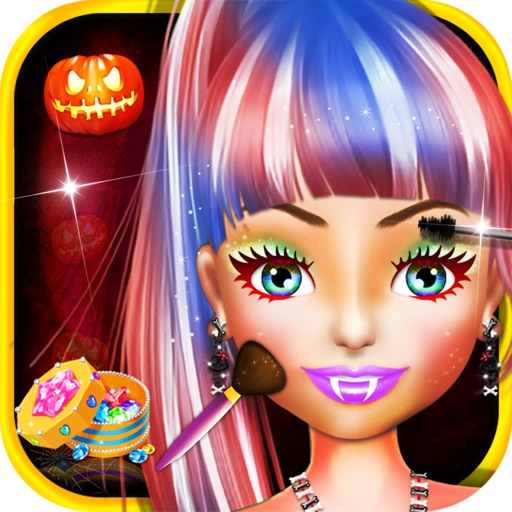 Halloween Salon Game icon