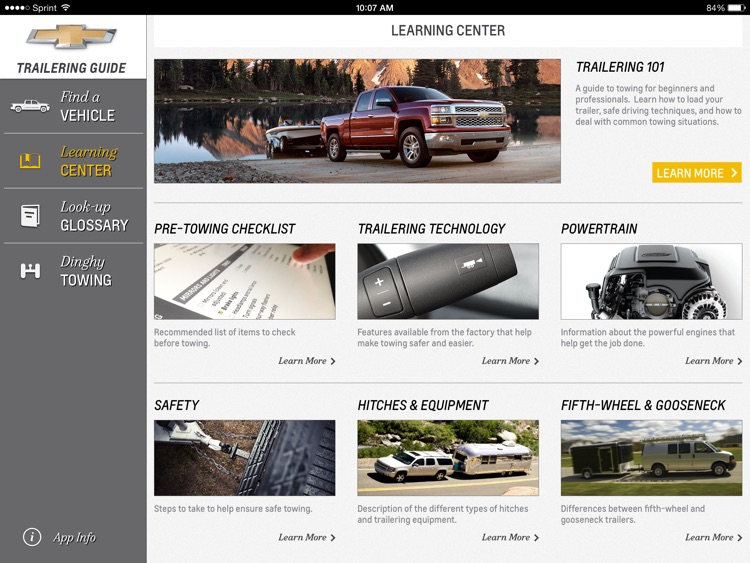 Chevrolet Trailering screenshot-1