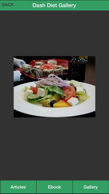 Dash Diet Plan - Lower High Blood Pressure Naturally With Dash Diet! screenshot-3