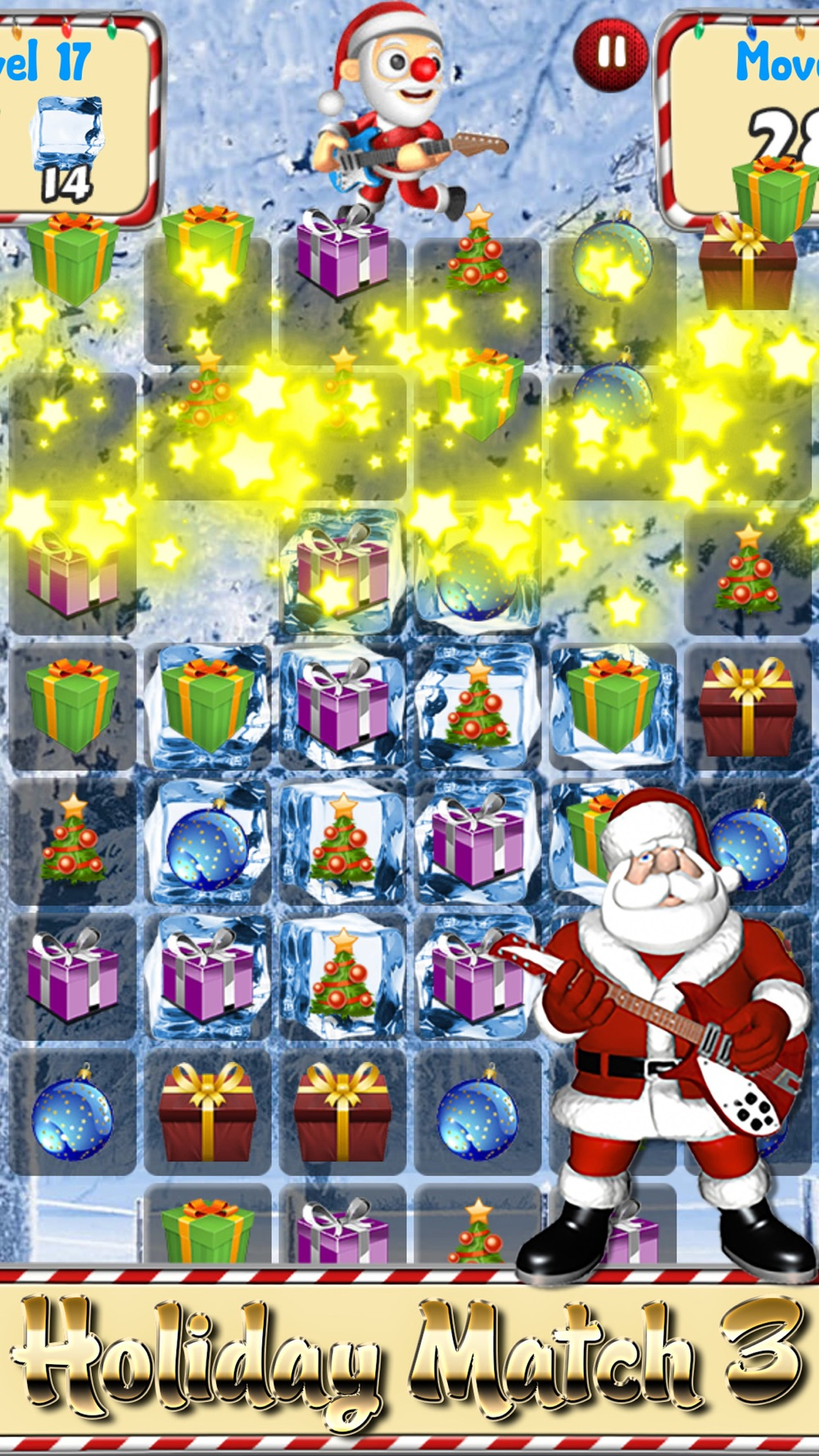Holiday Games and Puzzles – Rock out to Christmas with songs and music