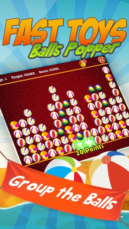 Fast Toy Balls Popper