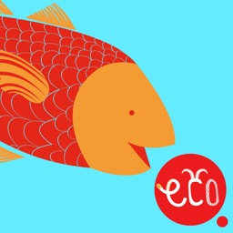 Happy Fish Story for Kids: Ecology Preschool Toddler Book - interactive stories and tales to learn english through adventure