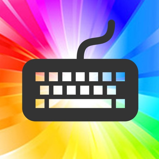 Keyboard Themes: Custom colors, cool fonts, and personalize new backgrounds for iPhone, iPad, iPod