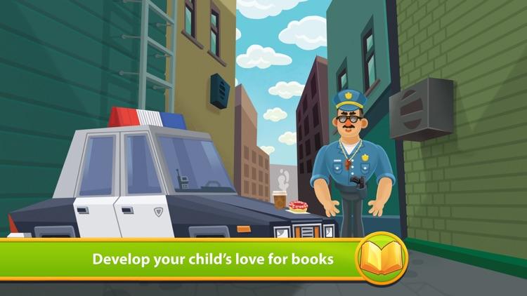 Occupations - Storybook Free screenshot-4