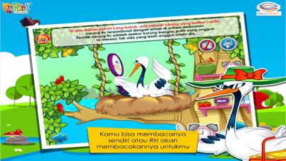 点击获取Bangau yang Angkuh - Cerita Anak Interaktif