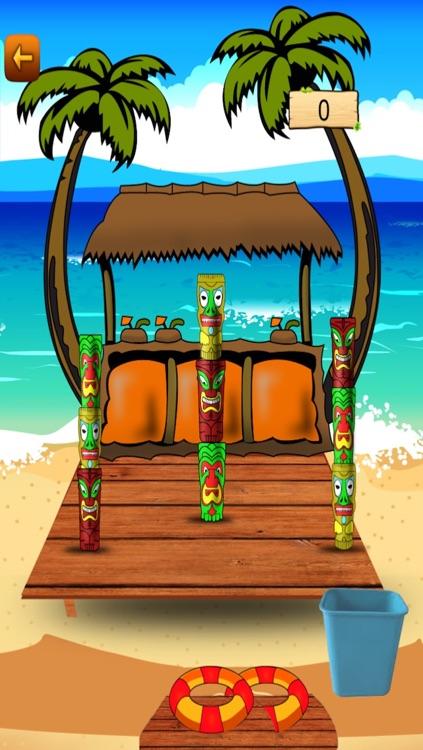 Hawaiian Vacation Beach Ring Toss Game screenshot-4
