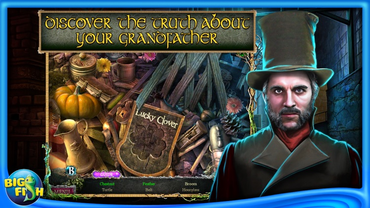 Myths of the World: Of Fiends and Fairies - A Magical Hidden Object Adventure (Full)
