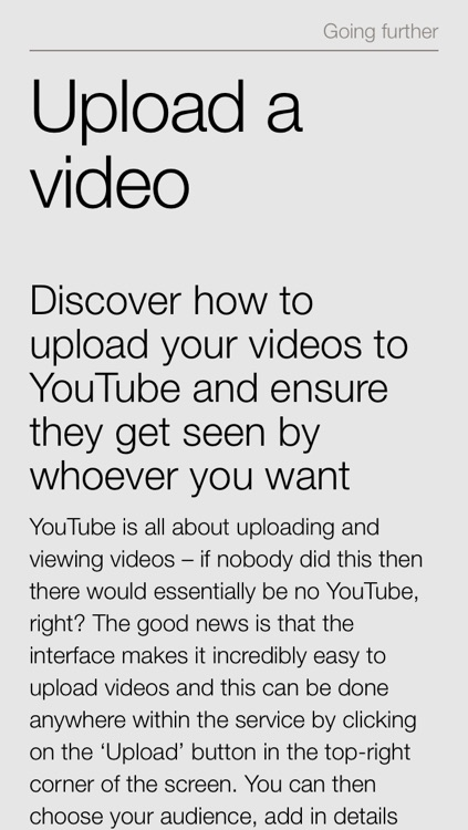 Complete Manual: YouTube Edition