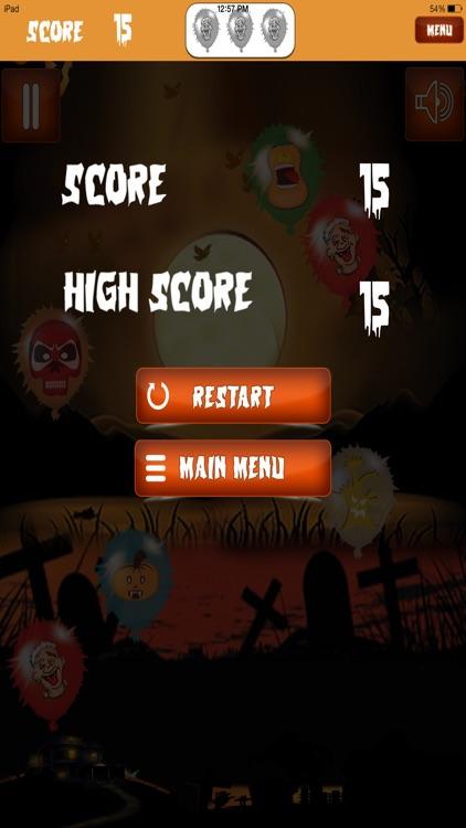 Halloween Smasher - Scary Ghost Smashing Fun Monster Game screenshot-4