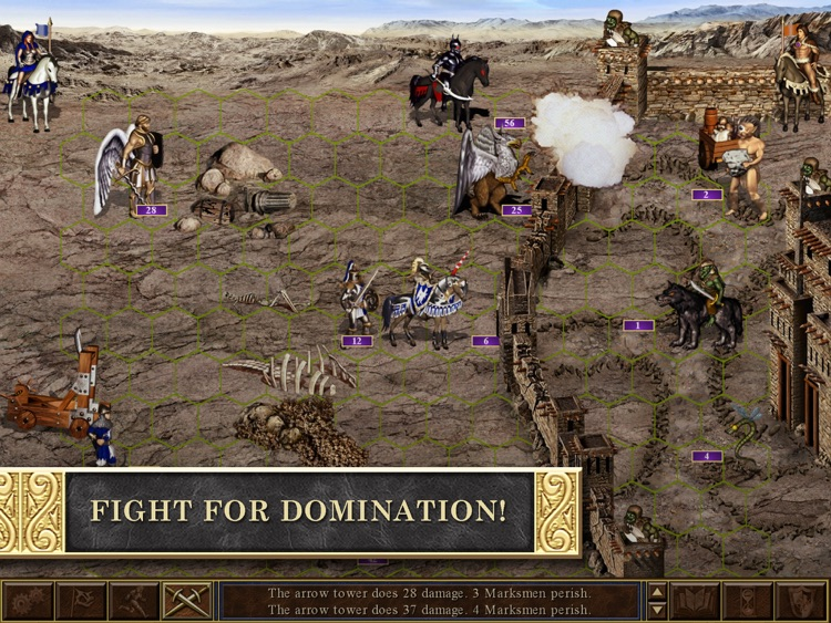Heroes® of Might & Magic® III – HD Edition screenshot-4