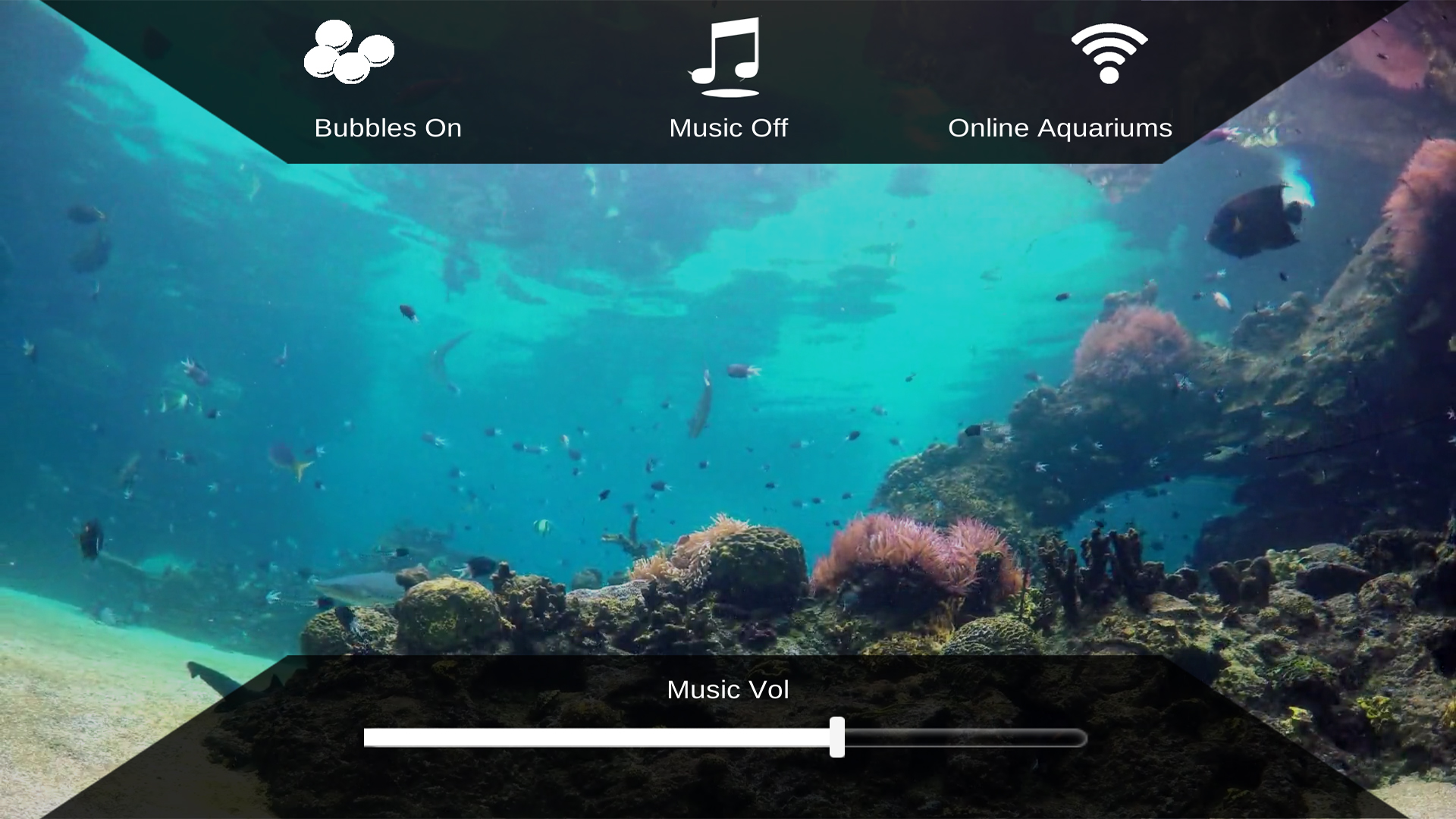 Peaceful Aquarium HD screenshot 15