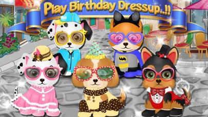 Puppy Birthday Party Celebration screenshot three