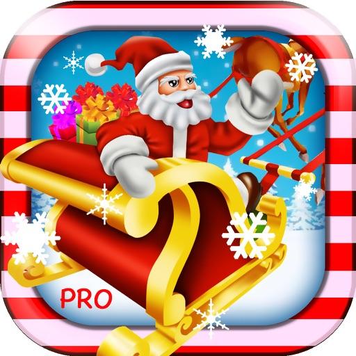 3D Santa's Sleigh Christmas Parking Game PRO
