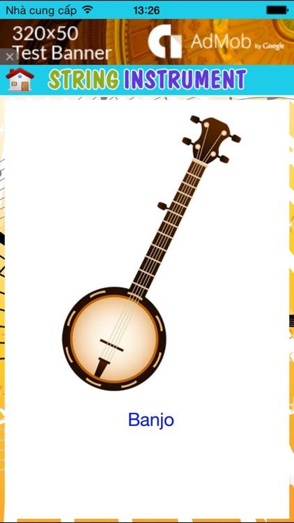 New music instrument sound for kids screenshot-3