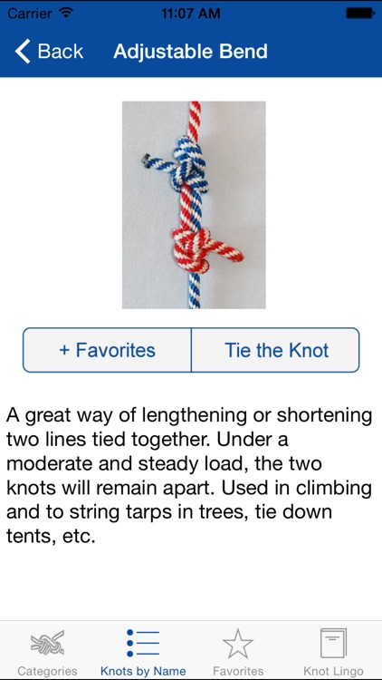 Knot Guide (100+ knots) screenshot-1