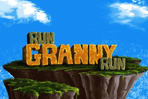 Run Granny Run - A Fun Jungle Adventure HD FREE screenshot 1