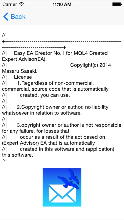 Easy EA create one for MQL4