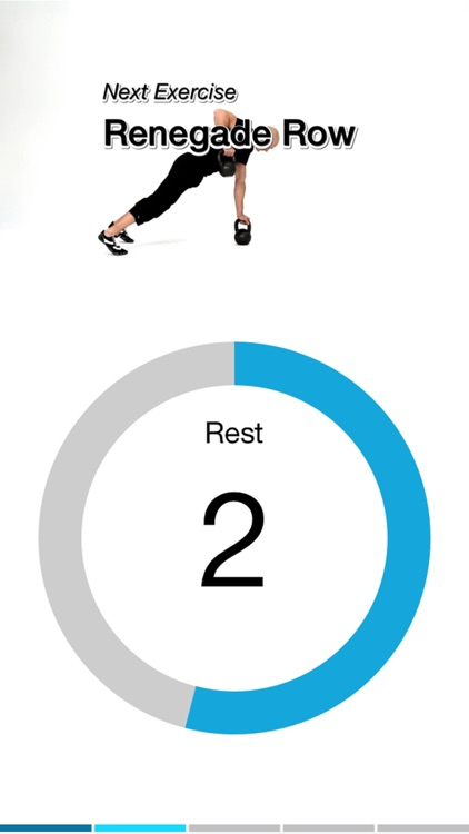 Virtual Trainer Kettlebell screenshot-3