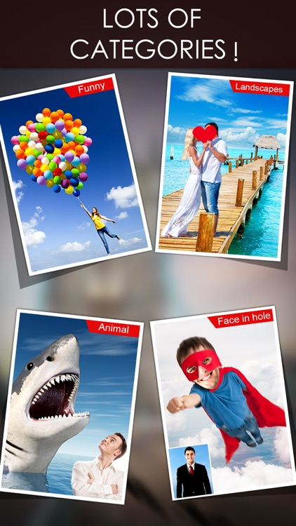 Cut My Face - Photo Chop Background Adjuster With Superimpose Images
