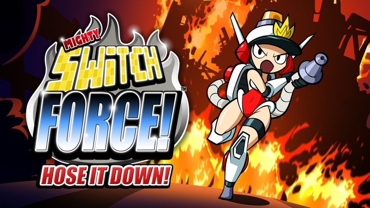 Mighty Switch Force! Hose It Down! screenshot-0