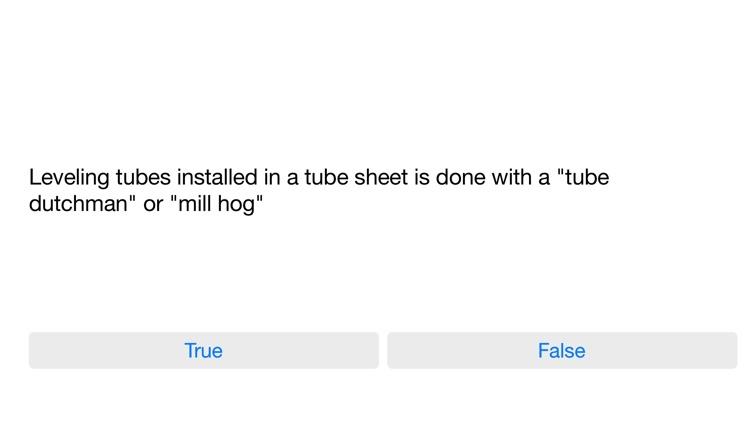 Boilermaker Study Quiz