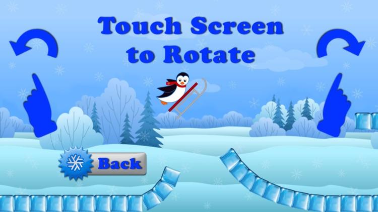 Polar Penguin Sled Racing screenshot-3