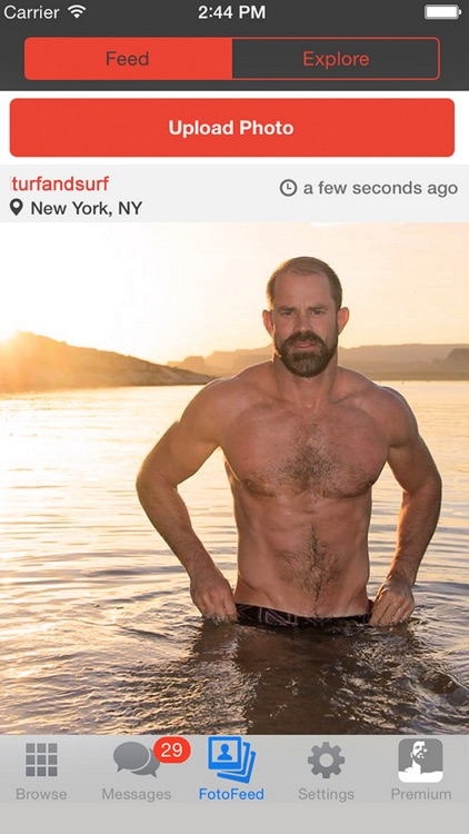App Store Description Daddyhunt is the first gay dating and social networking app designed specifica