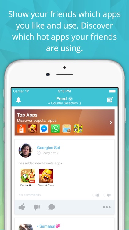 AppMe Chat Messenger screenshot-3