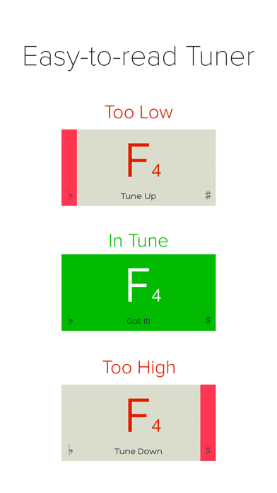 insTuner Free - Chromatic Tuner wiki review and how to guide