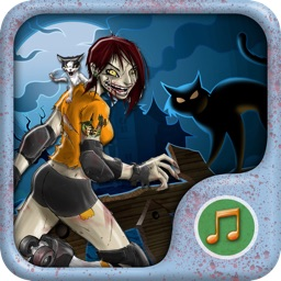 Zombie Sounds: Horror Sound App