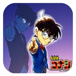 HD Wallpapers for Detective Conan - iPad Version