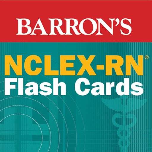 Barron's NCLEX-RN Flash Card Review