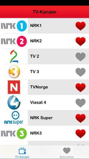 tv norge tv