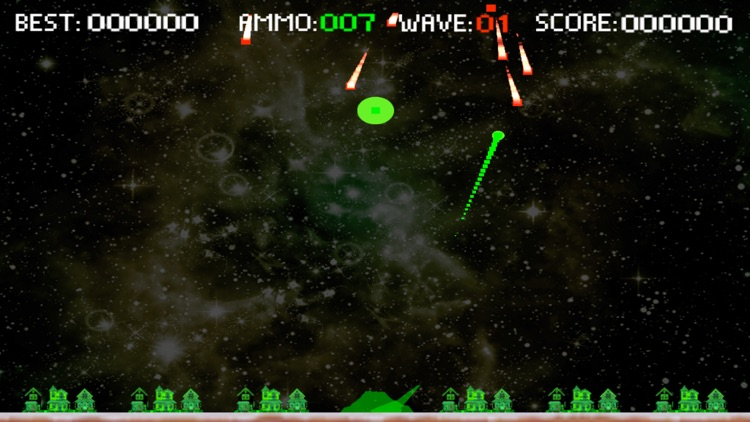 The Last Earth Missile Defense Game screenshot-3