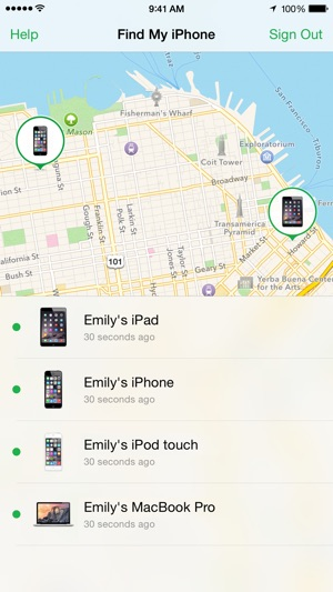 localiser mon iphone telecharger