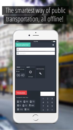 SmartCity Budapest Transport on the App Store