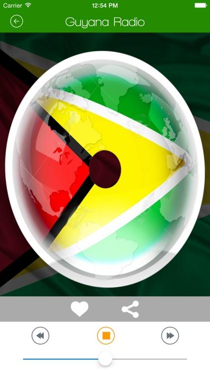 Guyana Radio by GP