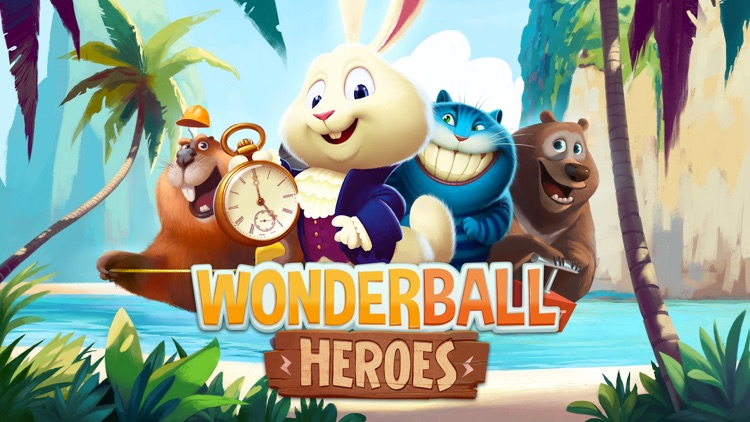 Wonderball Heroes screenshot-0