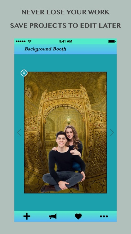 Background Booth Pro - Best Photo Cut Out App!