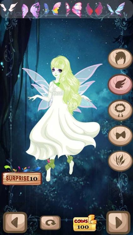 Dress Up Fairy Tale Princess - Fantasy Strawberry  Land Hidden Secrets Version screenshot-4