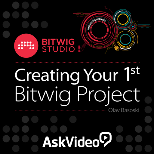 Your 1st Bitwig Project