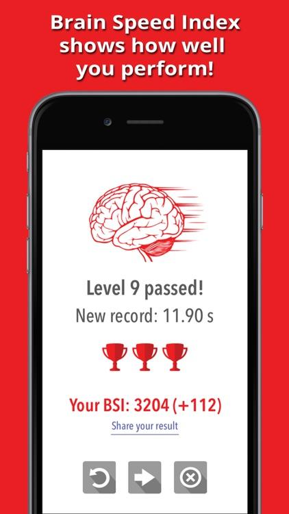 Brain Speed – Free Brain Training Game