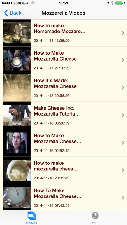 Cheese Cheese screenshot-3